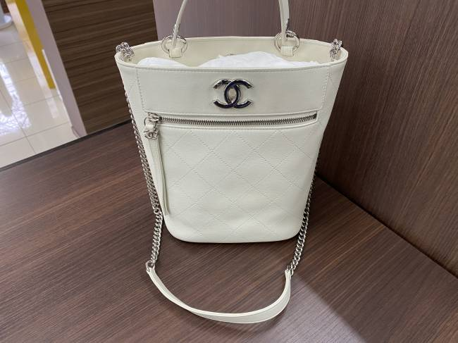 シャネル・バケットバッグを買取|横浜|たまプラーザ店