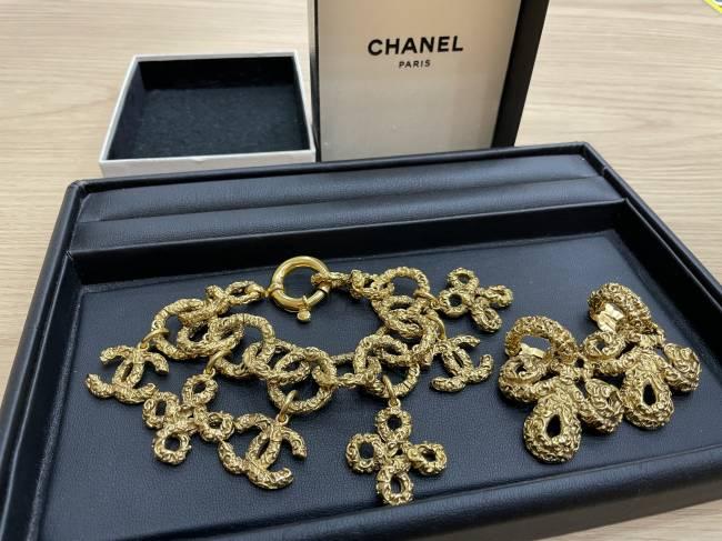 シャネル・93A ゴールドブレスレット+イヤリングを買取|東京・渋谷区|渋谷松濤店