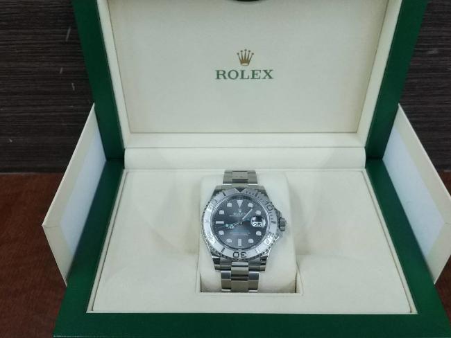 ロレックス・ブラックロレジウム・116622を買取|名古屋|名古屋瑞穂店