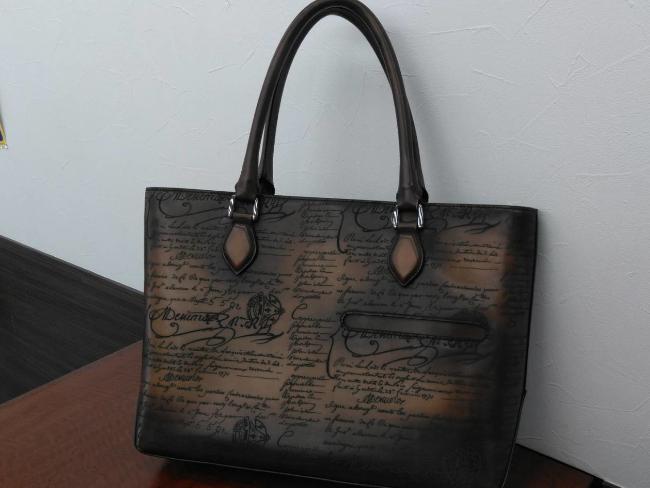 ベルルッティ・トゥジュールのバッグを買取|名古屋|名古屋藤が丘店