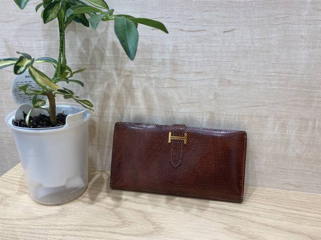 エルメス・ベアン・リザードを買取|堺|ジョルノ堺東店