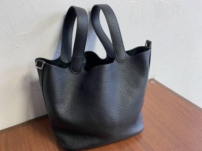 エルメス・ピコタンロックMM・トリヨンクレマンス・ブラックを買取|名古屋|名古屋昭和店