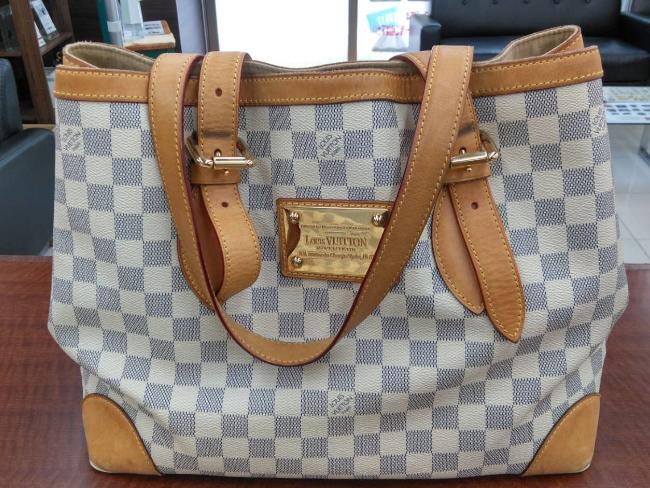 ルイヴィトン・アズール・ハムプステッドのバッグ・N51207を買取|名古屋|名古屋藤が丘店