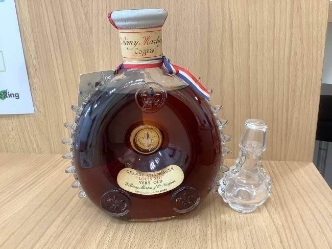 レミーマルタン・ブランデー(洋酒)を買取|奈良|学園前登美ヶ丘店