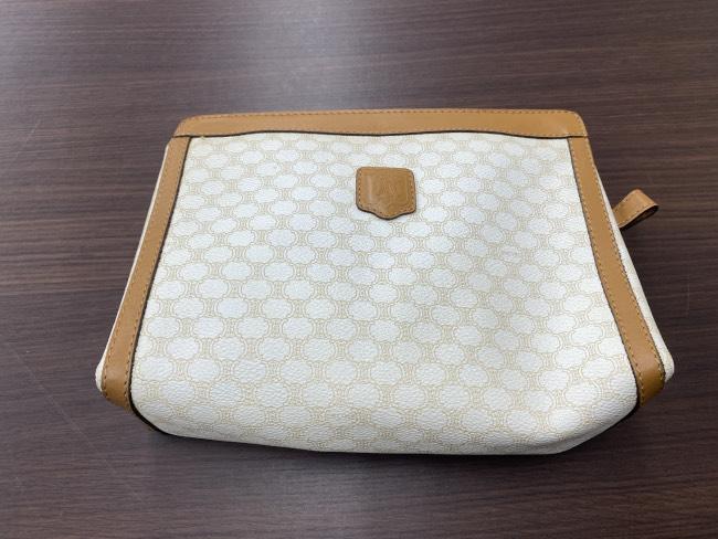 セリーヌ・マカダム・セカンドバッグを買取|横浜|横浜青葉台店