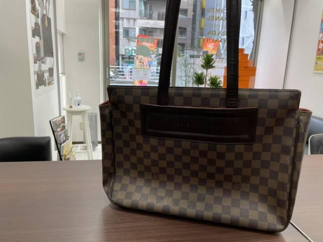 ルイヴィトン・ダミエ・パリオリ・M51123を買取|東京|広尾店