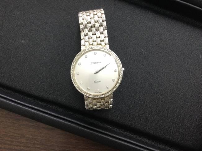 ウオルサム・K18 時計を買取|東京|葛西店