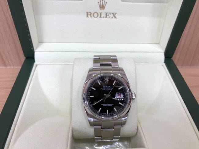 ロレックス・デイトジャスト・116200を買取|広島|広島祇園店
