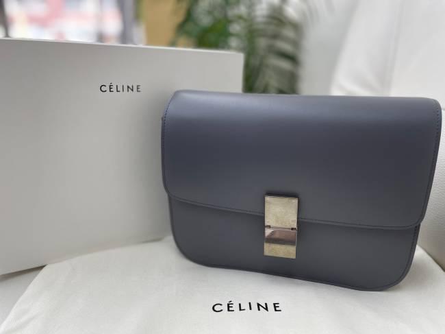 セリーヌ・クラシックバッグを買取|神戸|西宮店