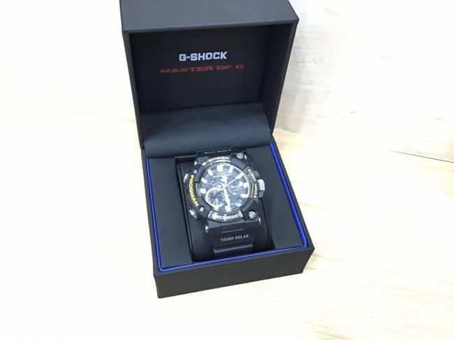 G-SHOCK・フロッグマン・GWF-A1000を買取|東京・世田谷区|尾山台店