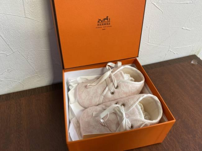 エルメス・ファーストシューズ・ベビー靴を買取|名古屋|名古屋昭和店