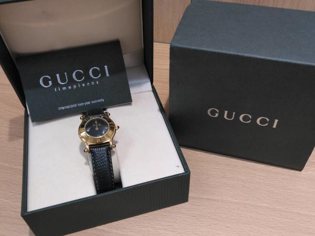 グッチ・レディース時計・6500Lを買取|京都|松井山手店