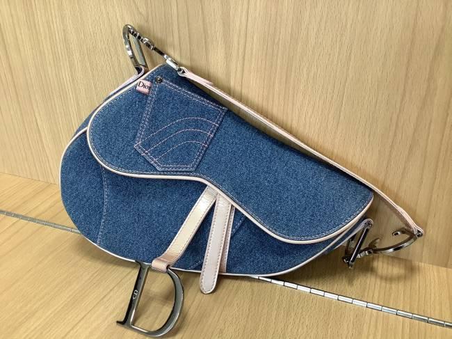 ディオール・サドルバッグを買取|奈良|学園前登美ヶ丘店