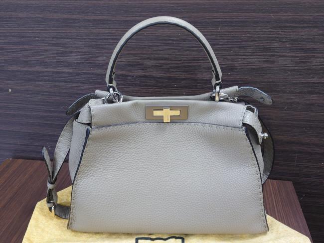 フェンディ・ピーカブー2WAYバッグを買取|神戸|新長田店