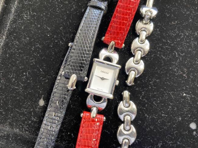グッチ・レディース時計・1800Lを買取|名古屋|名古屋昭和店