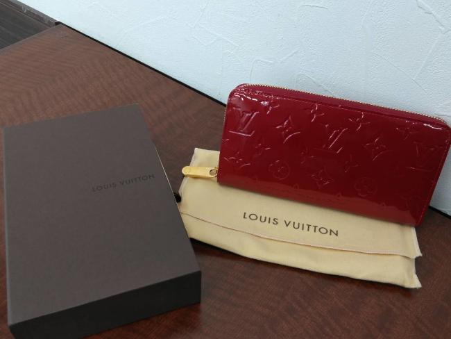 ルイヴィトン・ヴェルニ・ジッピーウォレット・M91981を買取|名古屋|名古屋藤が丘店