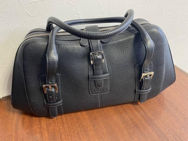 ロエベ・センダ・レザーハンドバッグを買取|名古屋|名古屋昭和店