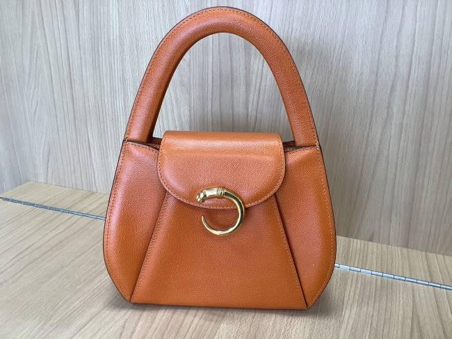 カルティエ・パンテール・ハンドバッグを買取|奈良|学園前登美ヶ丘店