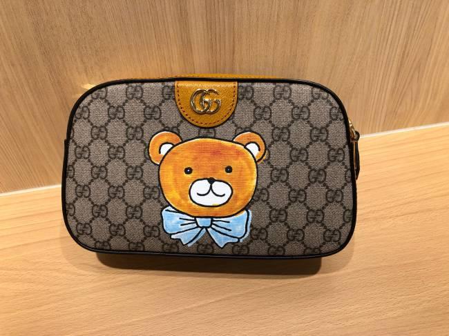 グッチ・EXO・KAIコラボ ショルダーバッグを買取|安城|安城店