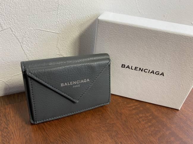 バレンシアガ・ペーパーミニウォレットを買取|名古屋|名古屋昭和店