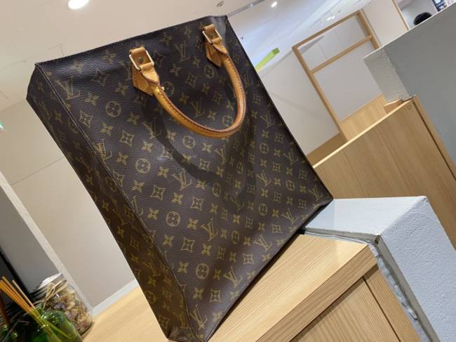 ルイヴィトン・サックプラ・書類バッグ・M51140を買取|東京・台東区|上野マルイ店