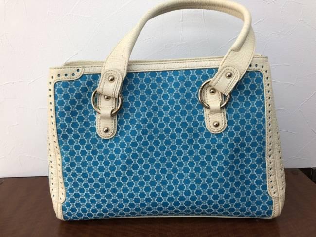 セリーヌ・キャンバス・ハンドバッグを買取|名古屋|名古屋平針店
