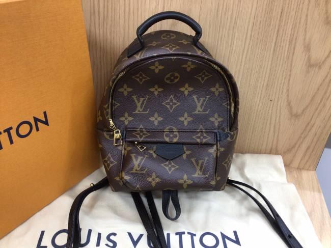 ルイヴィトン・モノグラム・パームスプリングスMINIバッグパックを買取 流山 江戸川台店