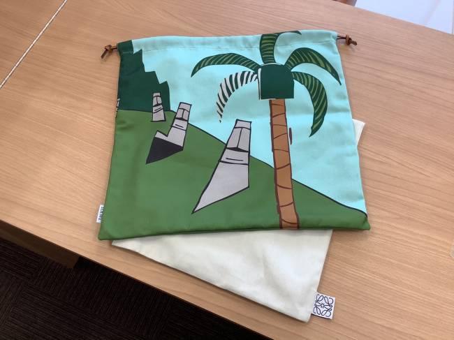 ロエベ・KENPRICE・巾着バッグを買取|奈良|学園前登美ヶ丘店