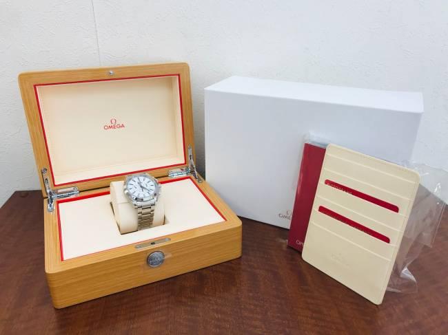 オメガ・シーマスター・コーアクシャル・アクアテラ・231.10.44.50.04.001を買取|大阪|伊丹店