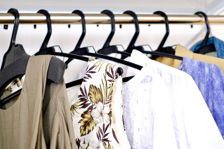私にできるエコ!最後まできちんと着るための洋服選びのコツ3つ