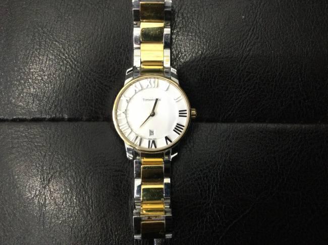 ティファニー・アトラス・腕時計を買取|大阪|谷町店