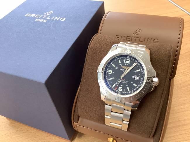 ブライトリング・メンズ時計・A74388を買取|奈良|学園前登美ヶ丘店