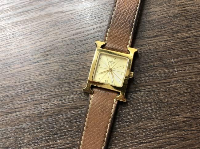 エルメス・Hウォッチ・HH1.201・腕時計を買取|東京・杉並区|荻窪店