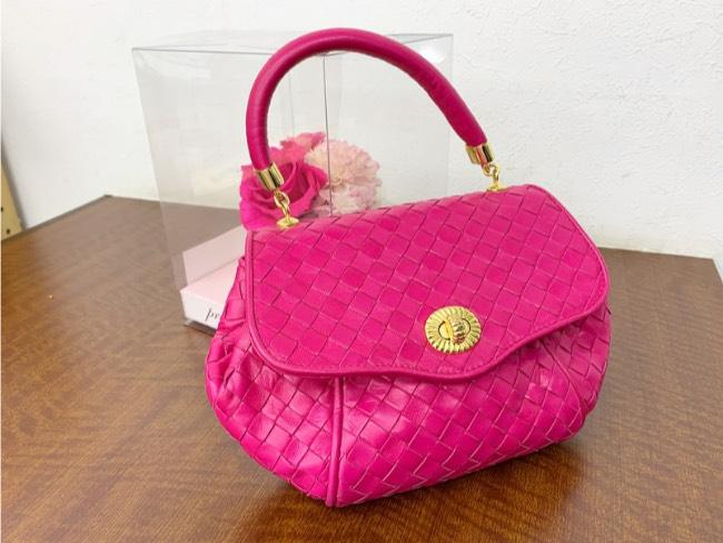 ボッテガヴェネタ・イントレチャート・ハンドバッグを買取|横浜|大倉山店