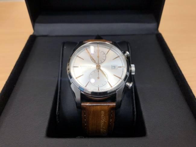 腕時計・H324160・ジャズマスター・スピリットオブリバティを買取|所沢|所沢店