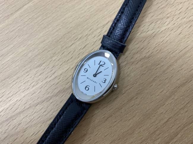 ブルガリ・オーバル・腕時計を買取|東京・港区|麻布十番店