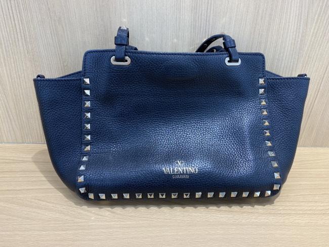 バレンチノ・ロックスタッズ・2wayトートバッグを買取|京都|松井山手店