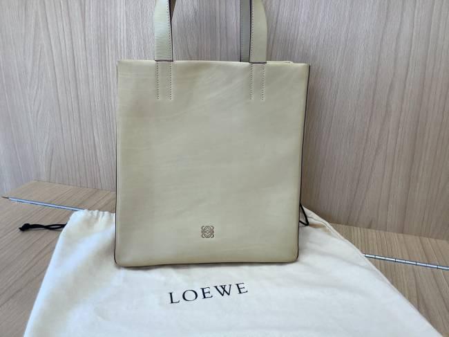 ロエベ・トートバッグを買取|奈良|学園前登美ヶ丘店