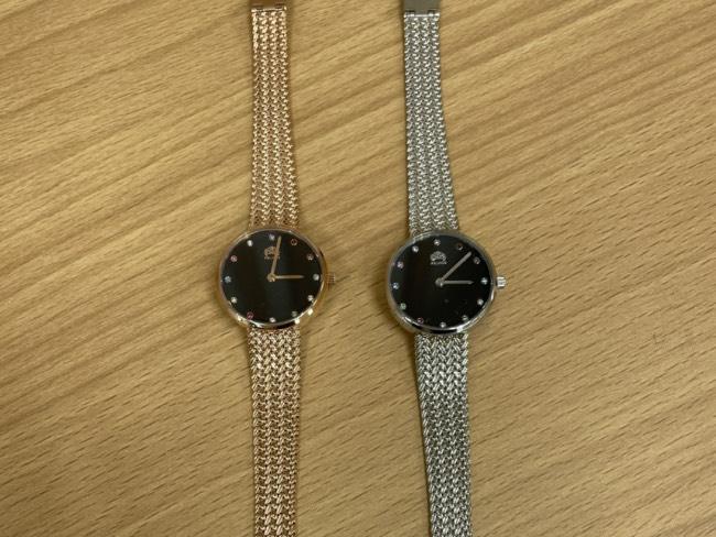 スワロフスキー、プリンスティアラコラボ時計・プリンスを買取|市川|市川店