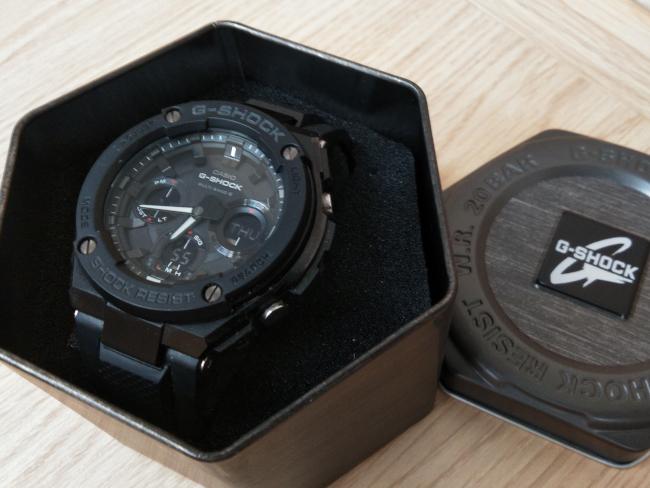 ソーラー時計・Gショック・GST-W100Gを買取|大阪|茨木店