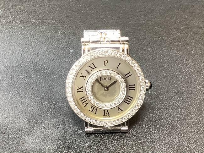 ピアジェ・レディース時計を買取|奈良|学園前登美ヶ丘店