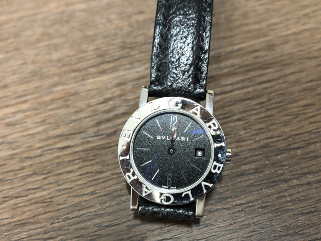 ブルガリ・ブルガリブルガリ・女性用腕時計・BB26SLを買取 東京・杉並区 荻窪店