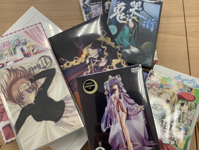 ノーブランド・ゲームソフト・DVD未使用おまとめを買取 奈良 学園前登美ヶ丘店