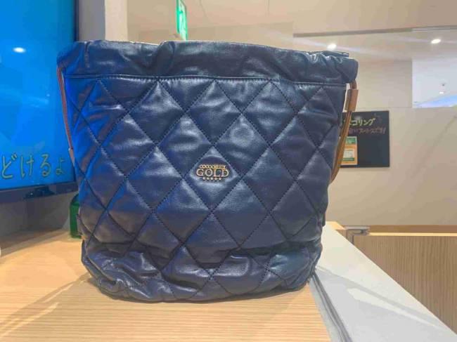 ココセリュックス・キルティングバッグを買取|東京・台東区|上野マルイ店