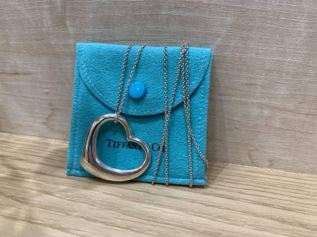 ティファニー・オープンハートネックレスを買取|堺|ジョルノ堺東店