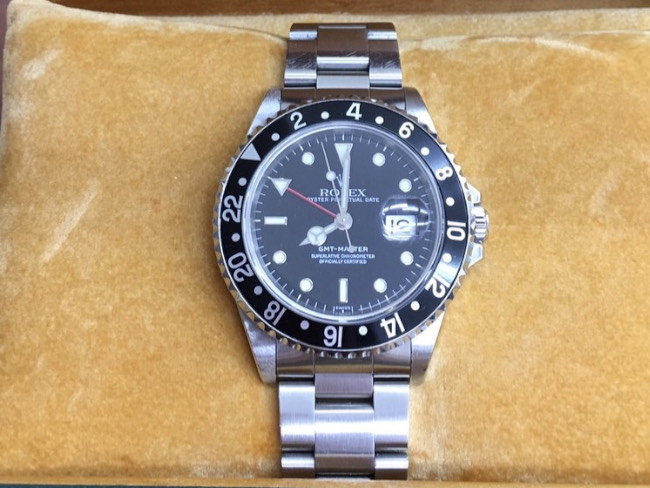ロレックス・GMTマスター・16700を買取|横浜|大倉山店