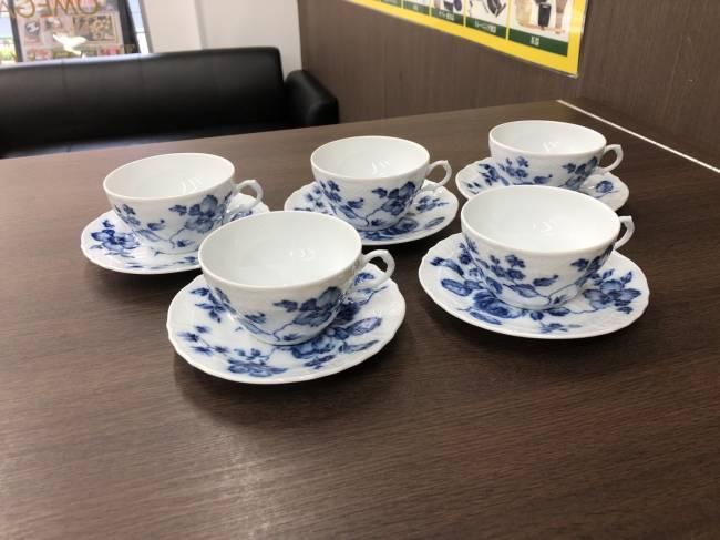 リチャードジノリ・ローズブルー・食器セットを買取|東京・杉並区|荻窪店