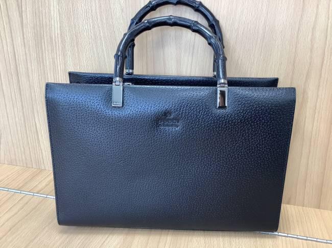 グッチ・バンブー・ハンドバッグを買取|奈良|学園前登美ヶ丘店