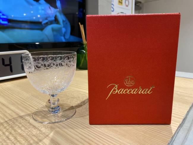 バカラ・ローハン・ワイングラスを買取|東京・台東区|上野マルイ店