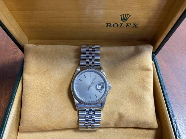 ロレックス・デイトジャスト・16220を買取|名古屋|名古屋昭和店